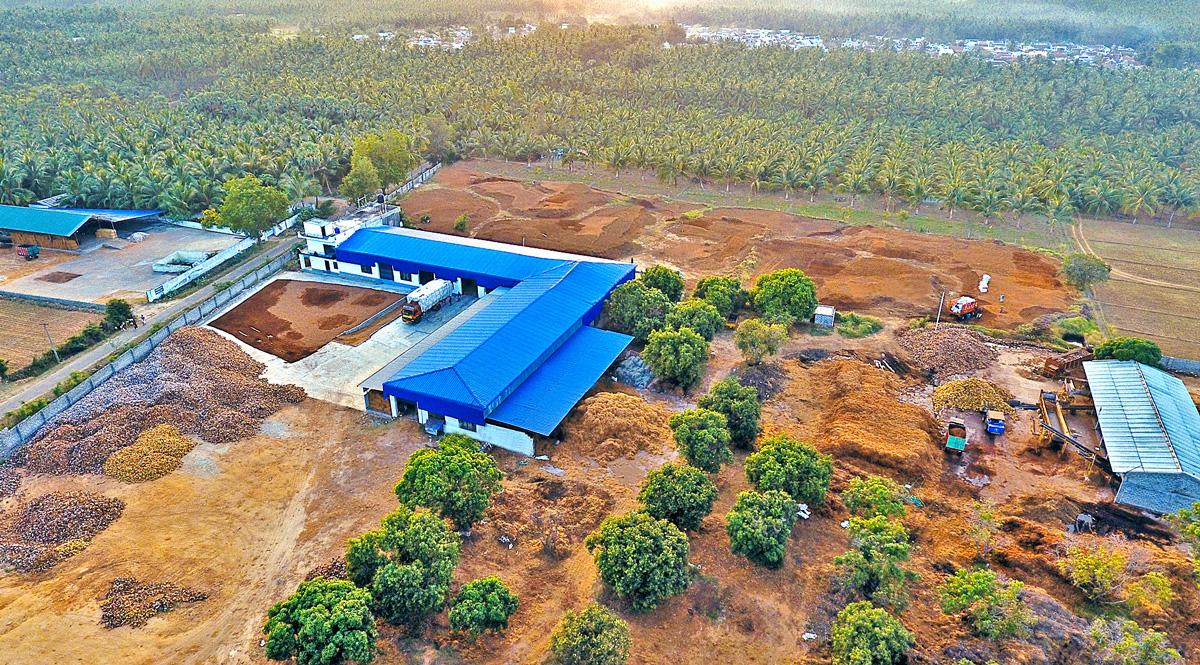coco peat manufacturer India - fibre family