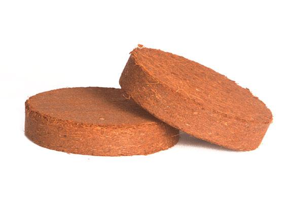 Coco Peat Tablets - Fibre Family